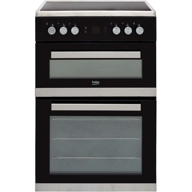 Beko JDC683X Electric Cooker - Stainless Steel - JDC683X_SS - 1