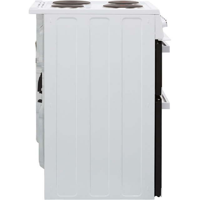 Beko KD532AW Electric Cooker - White - KD532AW_WH - 5