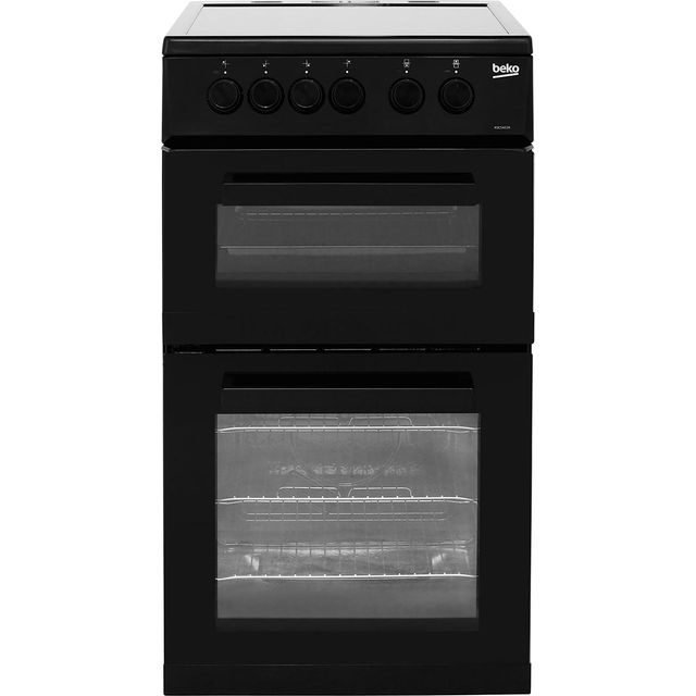 Beko KDC5422AK Electric Cooker - Black - KDC5422AK_BK - 1