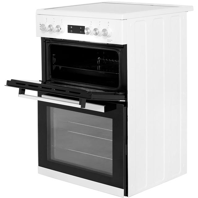 Beko KDC653W Electric Cooker - White - KDC653W_WH - 2