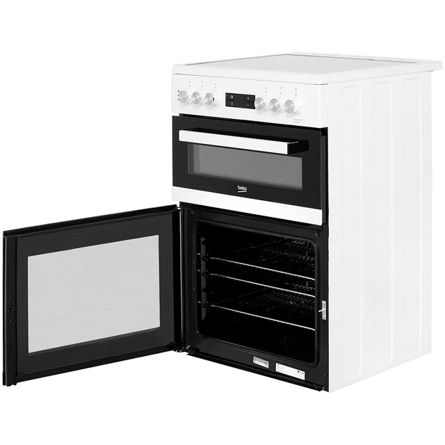 Beko KDC653W Electric Cooker - White - KDC653W_WH - 3