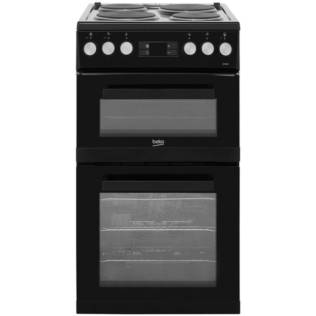 Beko KDV555AK Electric Cooker - Black - KDV555AK_BK - 1