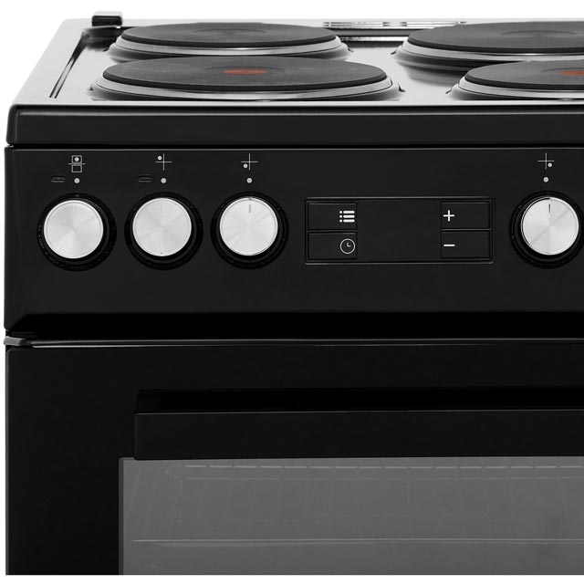 Beko KDV555AK Electric Cooker - Black - KDV555AK_BK - 5