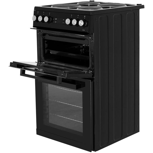 Beko KDV555AK Electric Cooker - Black - KDV555AK_BK - 2