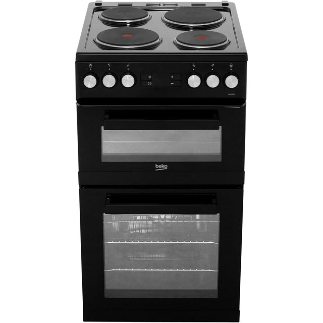 Beko KDV555AK Electric Cooker - Black - KDV555AK_BK - 4