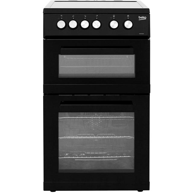 Beko KDVC563AK Electric Cooker with Ceramic Hob - Black - A/A Rated