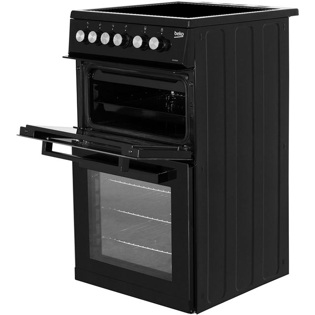 Beko KDVC563AK Electric Cooker - Black - KDVC563AK_BK - 2