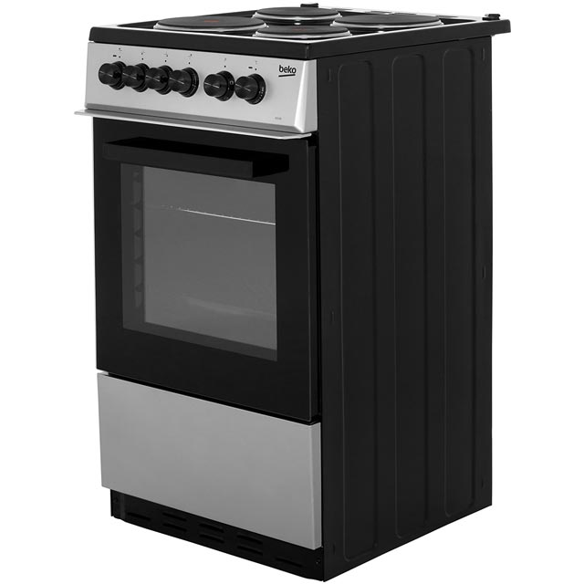 Beko KS530W Electric Cooker - White - KS530W_WH - 2