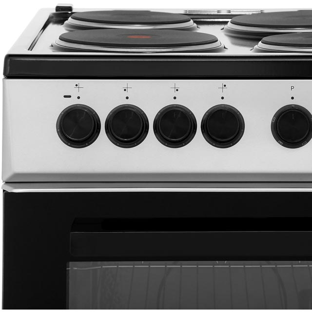 Beko KS530W Electric Cooker - White - KS530W_WH - 4