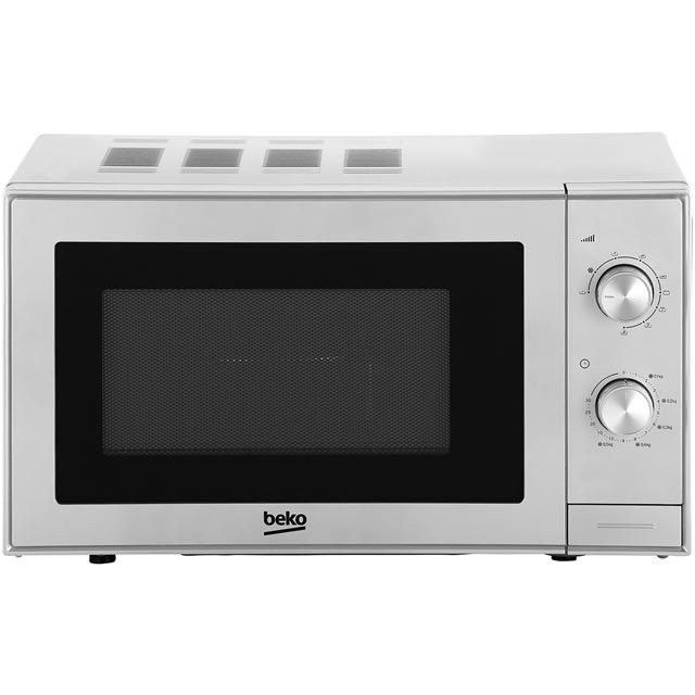 Beko MGC20100S 20 Litre Microwave With Grill - Silver