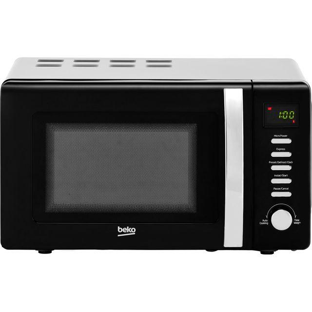 Beko Retro MOC20200B 20 Litre Microwave - Black