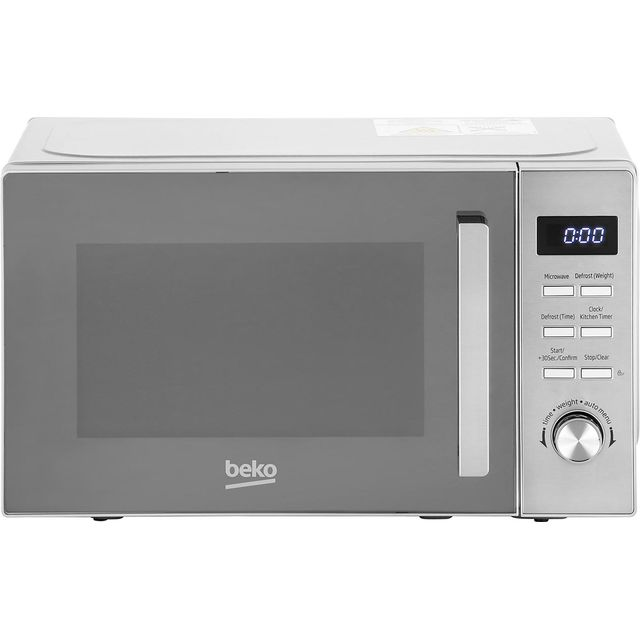 Beko MOF20110X 20 Litre Microwave - Stainless Steel