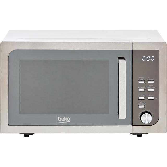 Beko MOF23110X 23 Litre Microwave - Stainless Steel