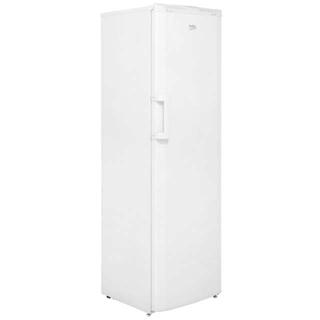 Beko TFF577APW Frost Free Upright Freezer - White - A+ Rated - TFF577APW_WH - 1