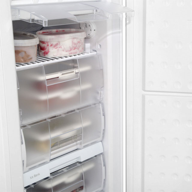 Beko TFF577APW Upright Freezer - White - TFF577APW_WH - 4
