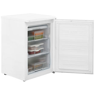 Beko UF584APW Under Counter Freezer - White - UF584APW_WH - 2