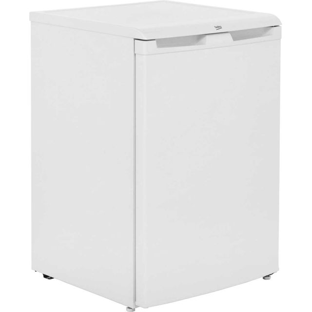 Beko UFF584APW Under Counter Freezer - White - UFF584APW_WH - 1