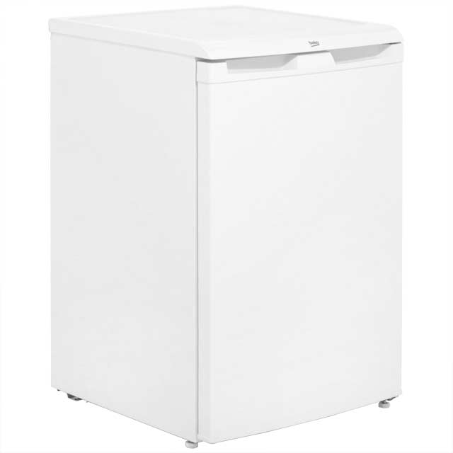 Beko UR584APW Fridge with Ice Box - White - A+ Rated - UR584APW_WH - 1