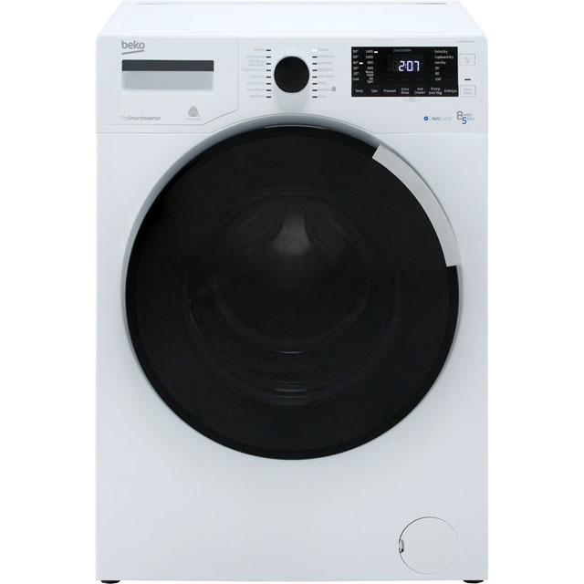 Beko WDR854P14N1W 8Kg / 5Kg Washer Dryer with 1400 rpm - White - A Rated