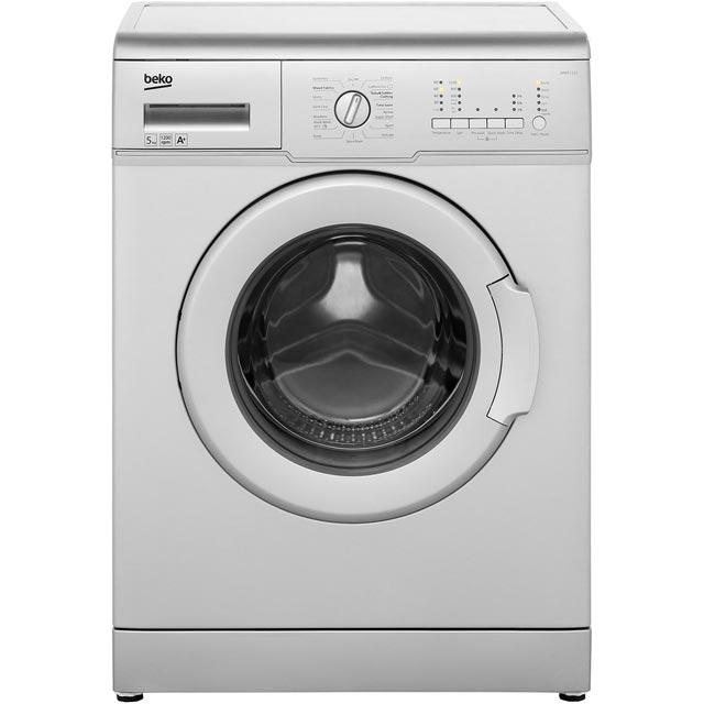 Beko WM5122S Free Standing Washing Machine in Silver