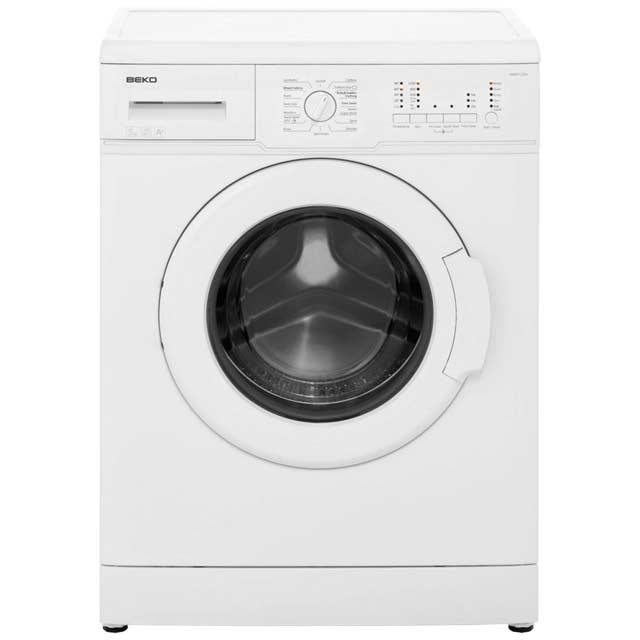 Beko WM5122W Free Standing Washing Machine in White