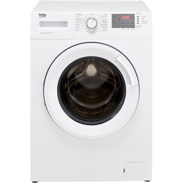 Beko WTG1041B4W 10kg 1400rpm Washing Machine - White
