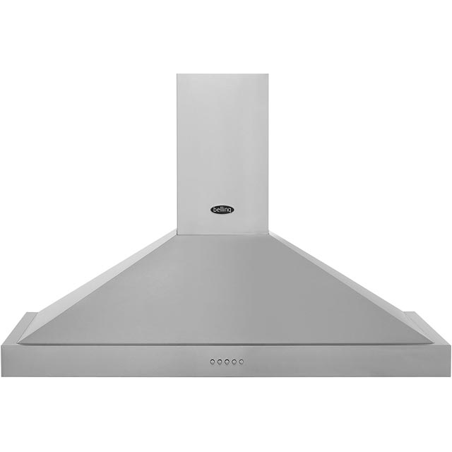 Belling Integrated Cooker Hood in Stainless Steel