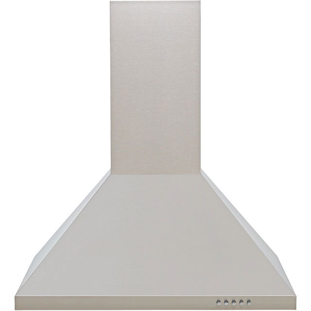 Belling Unbranded 60 UCHIM Built In Chimney Cooker Hood - Stainless Steel - 60 UCHIM_SS - 1