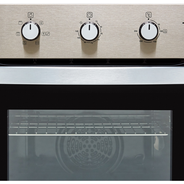 Belling BI602MM Built In Electric Single Oven - Stainless Steel - BI602MM_SS - 3