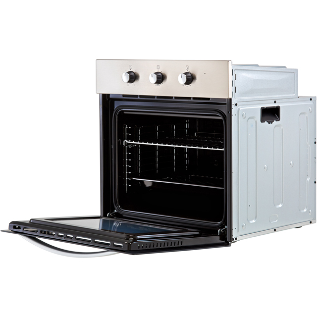 Belling BI602MM Built In Electric Single Oven - Stainless Steel - BI602MM_SS - 2