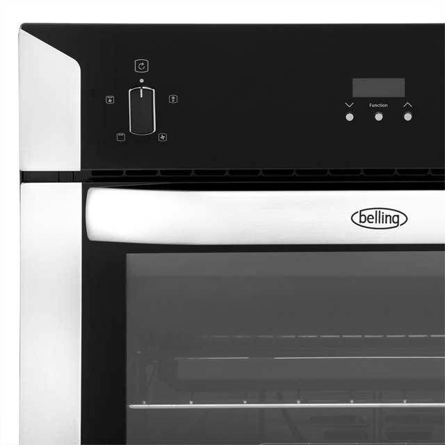 Belling BI60FP Built In Electric Single Oven - Stainless Steel - BI60FP_SS - 5