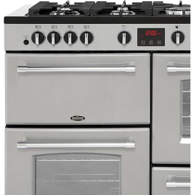 Belling Farmhouse110GT Gas Range Cooker - Cream - Farmhouse110GT_CR - 2