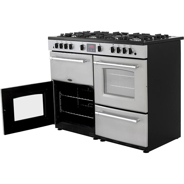 Belling Farmhouse110GT Gas Range Cooker - Cream - Farmhouse110GT_CR - 5
