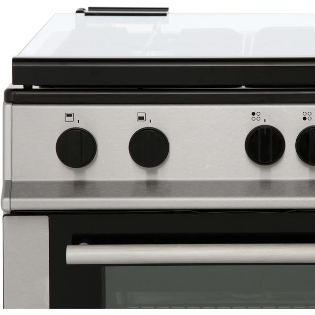 Belling FS50GTCL Gas Cooker - Stainless Steel - FS50GTCL_SS - 4