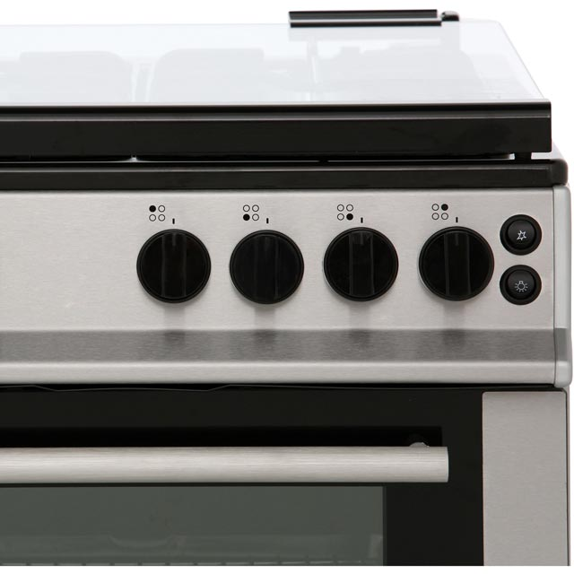Belling FS50GTCL Gas Cooker - Stainless Steel - FS50GTCL_SS - 5