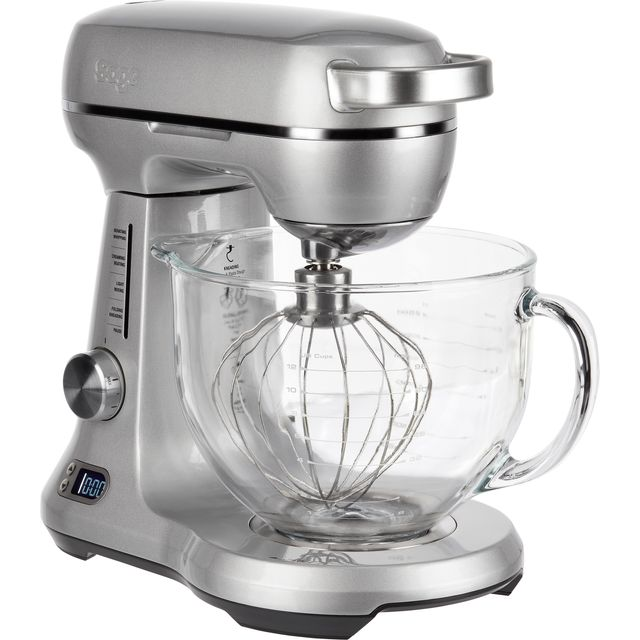 Sage The Bakery Boss™ BEM825BAL Stand Mixer with 4.7 Litre Bowl - Silver