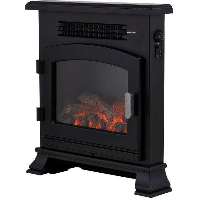 BeModern Banbury 133744 Log Effect Inset Fire - Anthracite