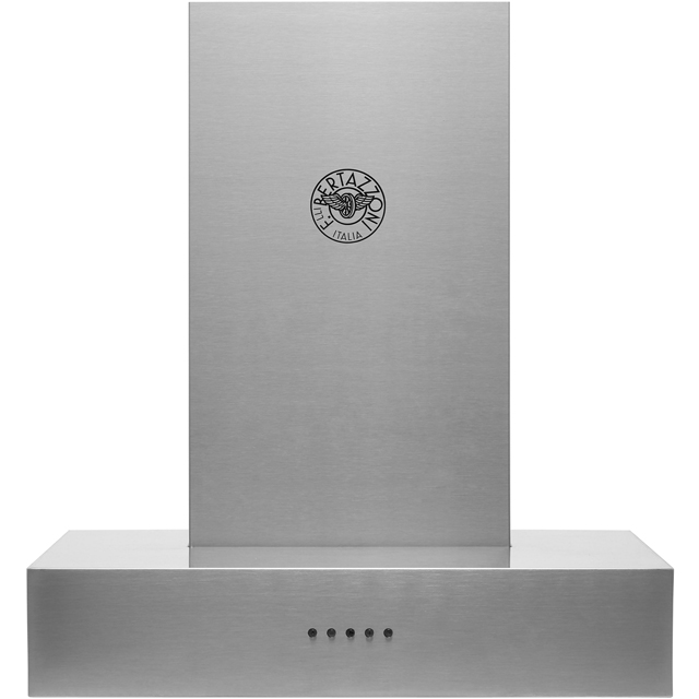 Image of Bertazzoni Master Series K60-CON-X-A 60 cm Chimney Cooker Hood - Stainless Steel - A Rated