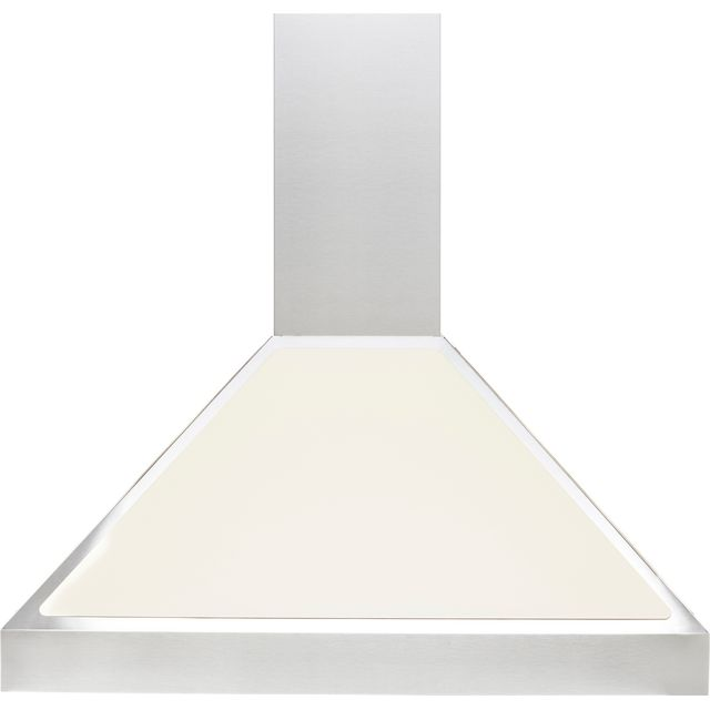 Image of Bertazzoni Master Series K90-AM-HCR-A 90 cm Chimney Cooker Hood - Cream - A Rated