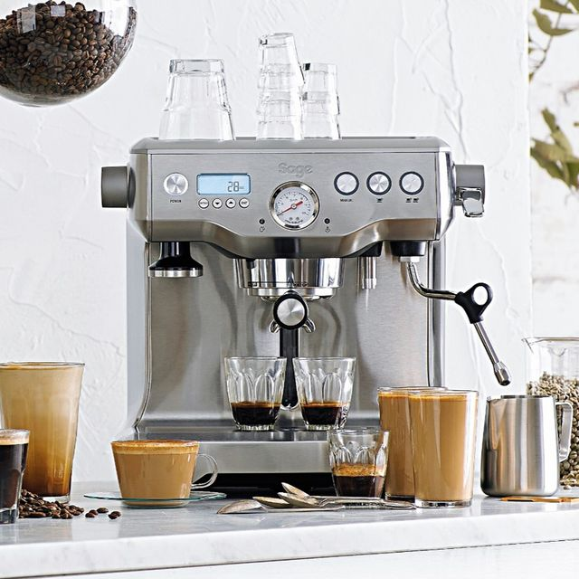 Sage The Dual Boiler BES920UK Espresso Coffee Machine - Stainless Steel