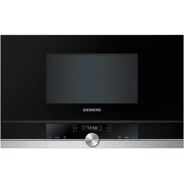 Siemens IQ-700 BF634LGS1B Built In Microwave - Stainless Steel - BF634LGS1B_SS - 1