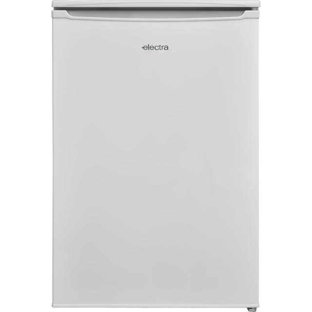 Electra BFZU102W Under Counter Freezer - White - A+ Rated - BFZU102W_WH - 1