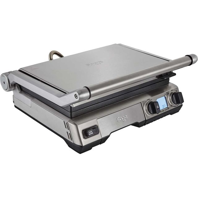 Sage The Smart Grill Pro BGR840BSS Health Grill - Stainless Steel - BGR840BSS_SS - 1