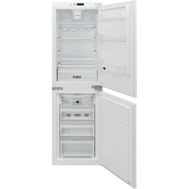 Hoover BHBF172UKT Integrated 50/50 Fridge Freezer with Sliding Door Fixing Kit - White - A+ Rated - BHBF172UKT_WH - 1