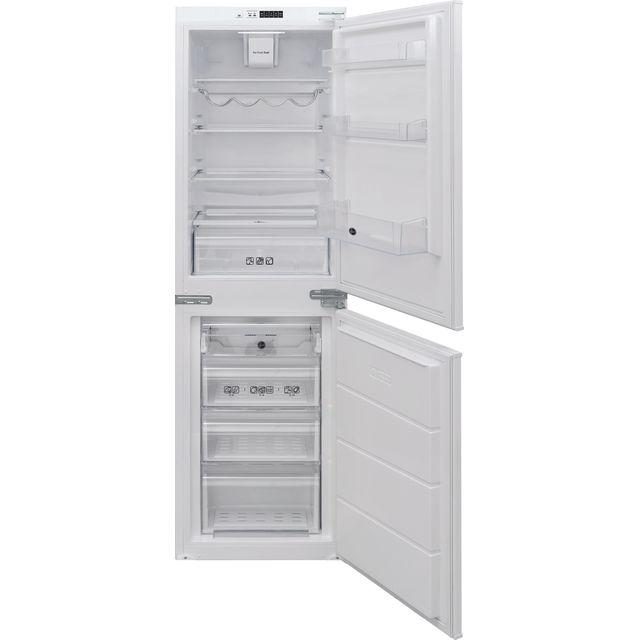 Image of Hoover BHBF172UKT/N Integrated 50/50 Fridge Freezer with Door slider Kit - White - A+ Rated