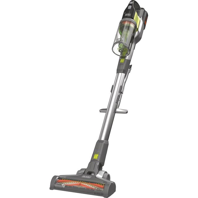 Black + Decker 36v Extension Stick BHFEV362DA-GB Cordless Vacuum Cleaner with up to 78 Minutes Run Time