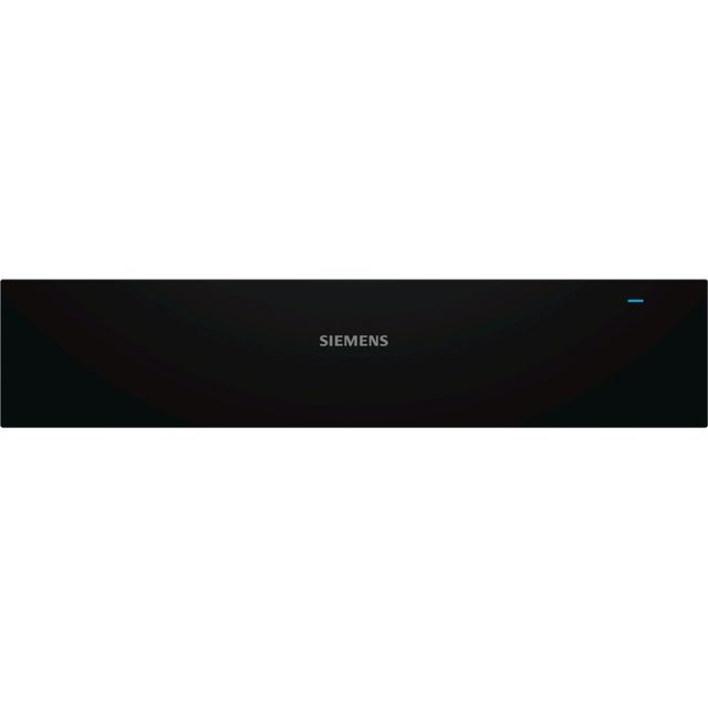 Siemens IQ-500 BI510CNR0B Built In Warming Drawer - Stainless Steel / Black - BI510CNR0B_SS - 1