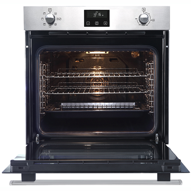 Belling BI602FPCT Built In Electric Single Oven - Black - BI602FPCT_BK - 2