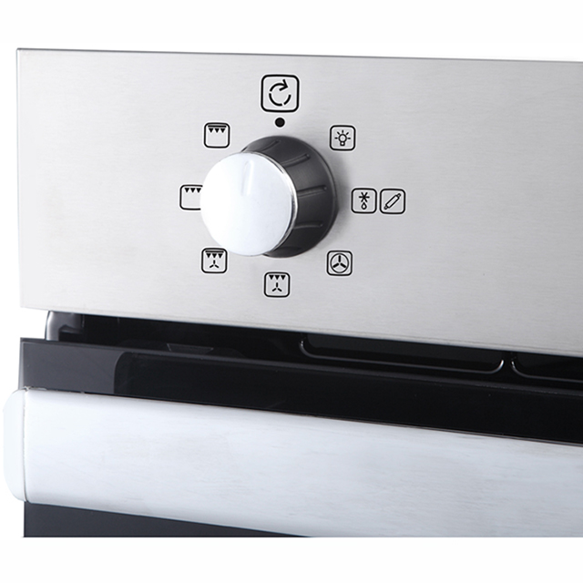 Belling BI602FPCT Built In Electric Single Oven - Black - BI602FPCT_BK - 5