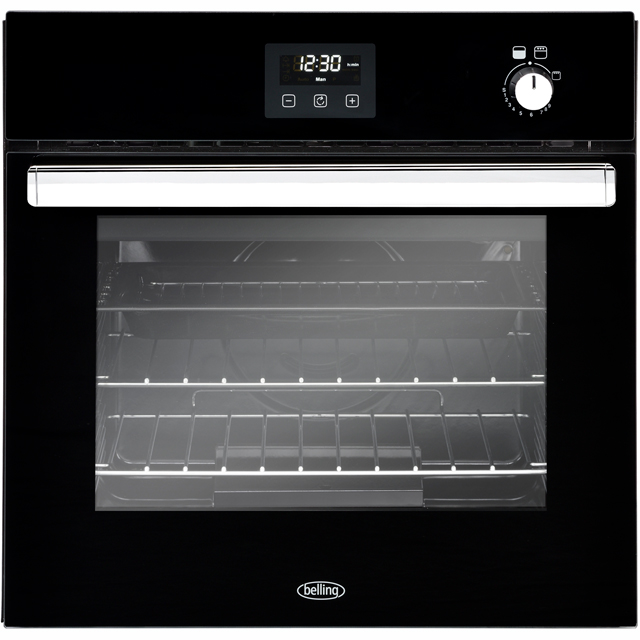 Belling BI602G A Rated Built-In Single Oven - Stainless Steel Best Price and Cheapest